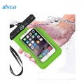 Bingo 6 inch for Iphone 6 Plus Waterproof Case WP-60GR -Green